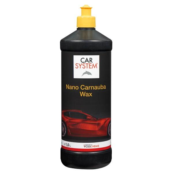 Nano Carnauba Wax Carsystem