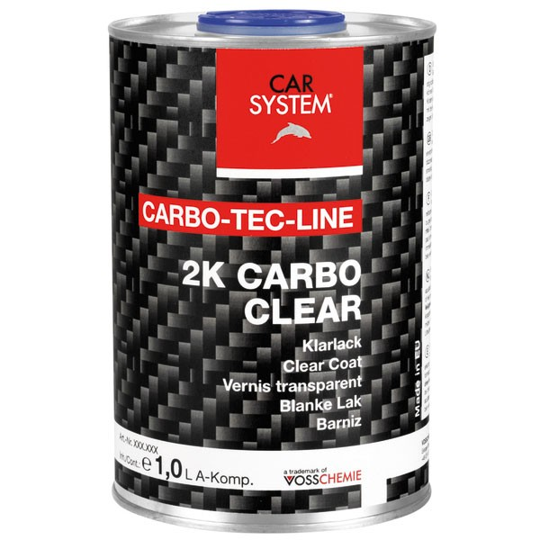 Carsystem 2K Carbo Clear