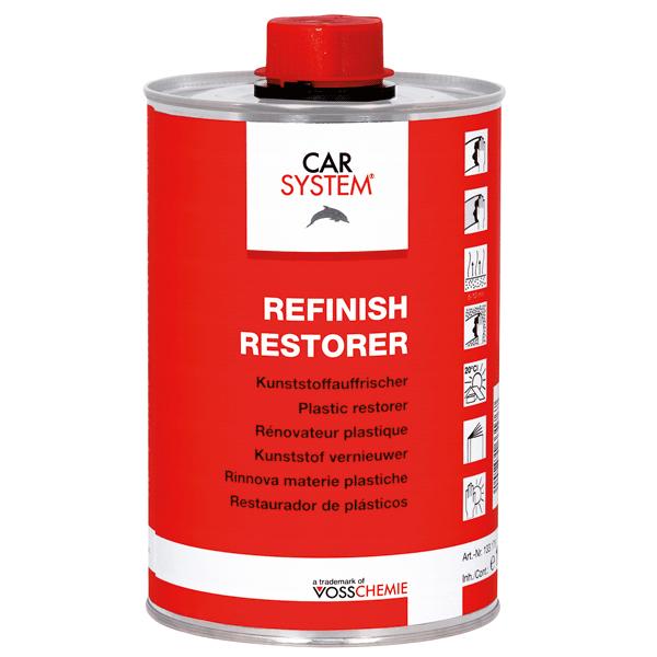 Refinish Restorer Kunststoffauffrischer Carsystem