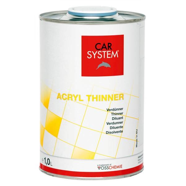 Acryl Verdünnung Carsystem - Lackprof24 Dresden