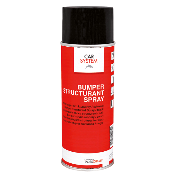 Bumper Structurant Spray 400ml Carsystem