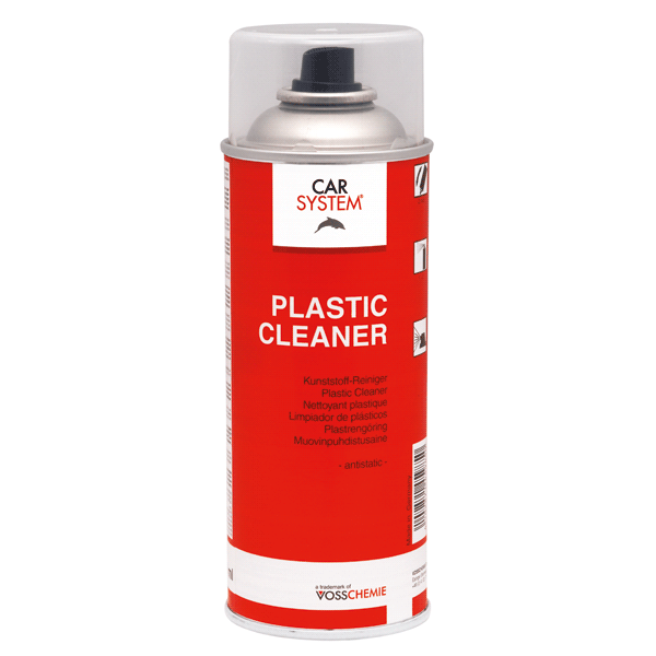 Plastic Cleaner 400ml Carsystem