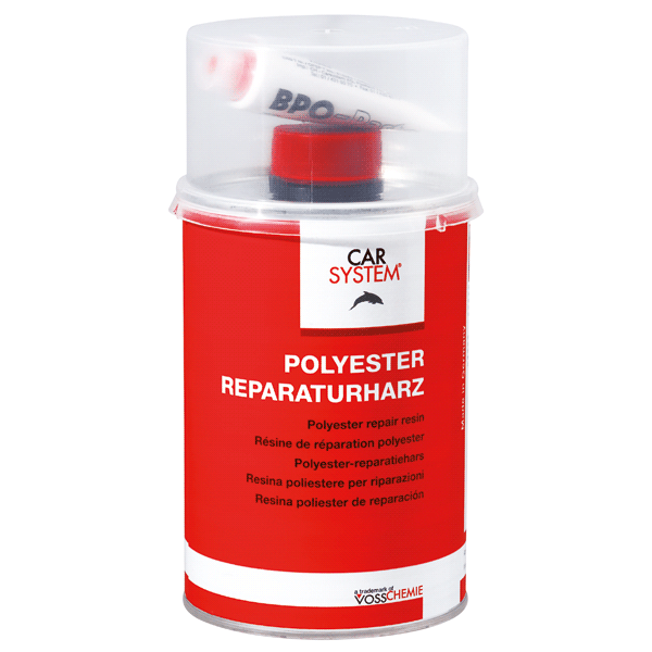 Polyester Reparaturharz Carsystem