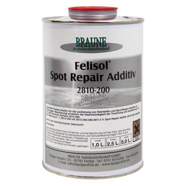 Felisol® Spot Repair Additiv