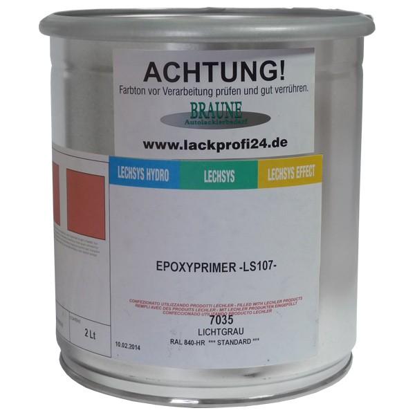 2K Rostschutzgrundierung Epoxyprimer Lechler