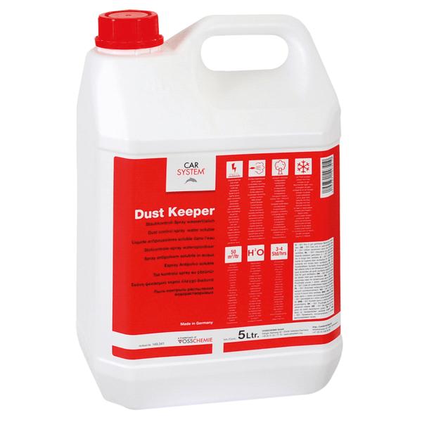 Dust Keeper Bodenstaubbindemittel Carsystem