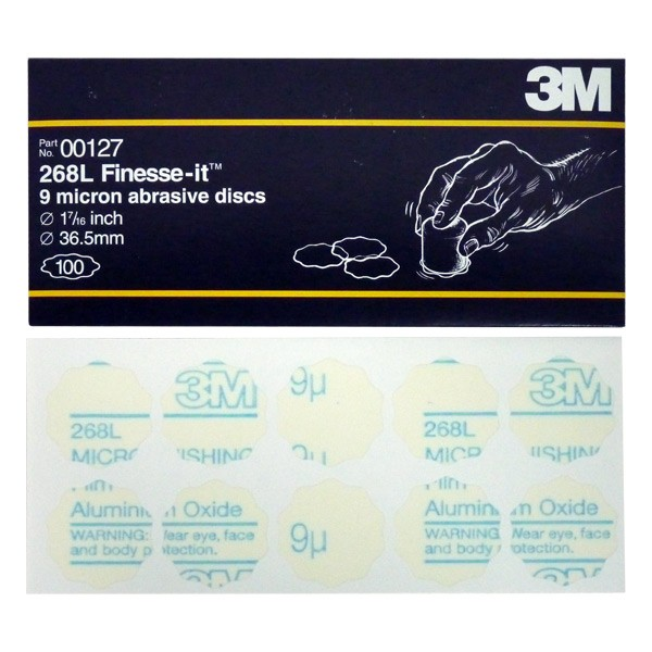 3M 268L Finesse-it Schleifblüten 00127