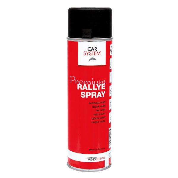 Rallye-Spray Premium schwarz matt Carsystem