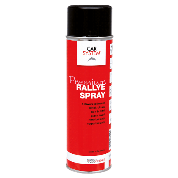Rallye-Spray Premium schwarz glanz Carsystem