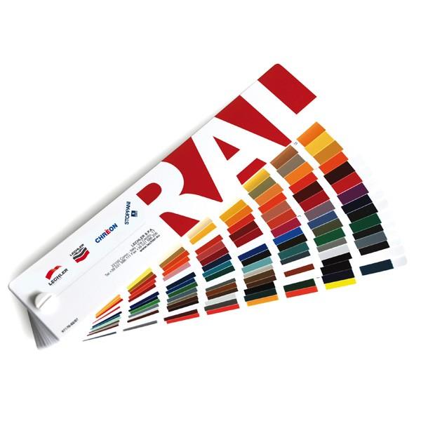 RAL Farbtonfächer Lechler