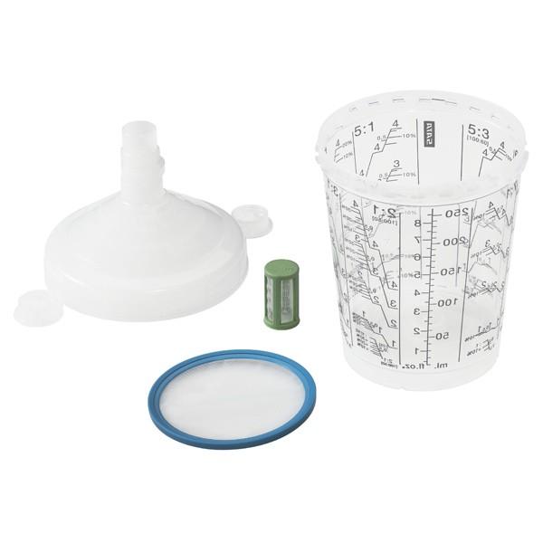 SATA® RPS™ Bechersystem 0,3 Liter