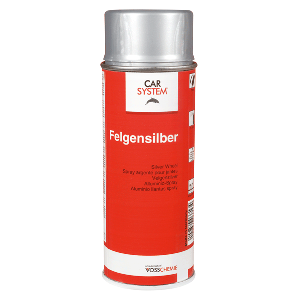 Felgensilber Spray 400ml Carsystem