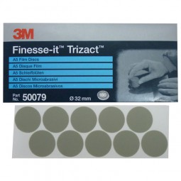 Finesse-it Trizact Film Schleifronden 466LA