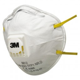 Atemschutzmaske 8812 mit Ventil