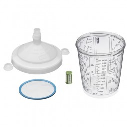 SATA RPS Einwegbecher-System 0,6 Liter