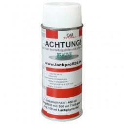 Autolack Spraydose RAL glanz 400ml